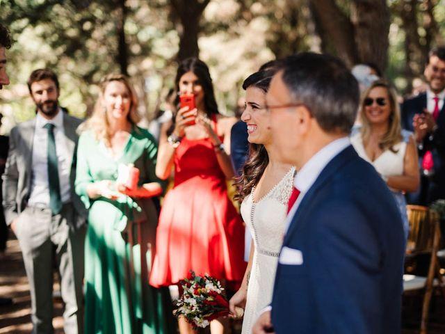 La boda de Carlos y Itziar en Valdemorillo, Madrid 54