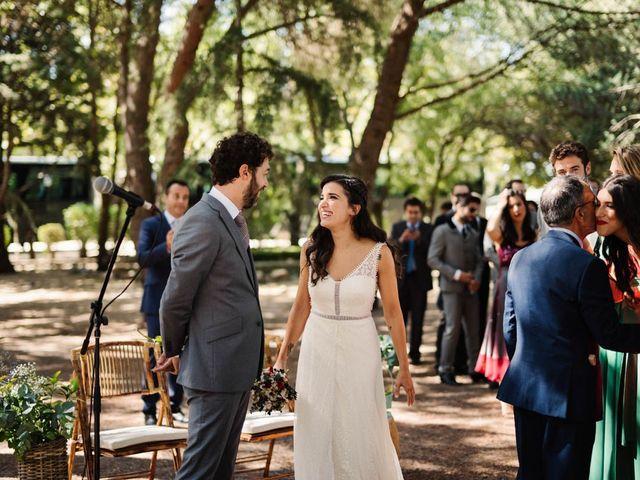La boda de Carlos y Itziar en Valdemorillo, Madrid 55