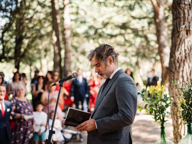 La boda de Carlos y Itziar en Valdemorillo, Madrid 57