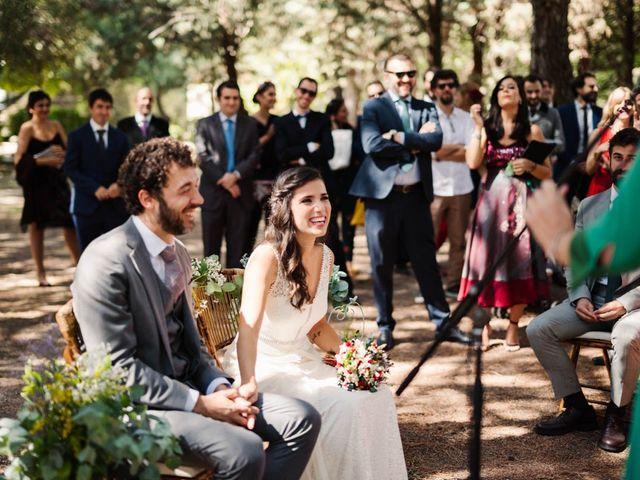 La boda de Carlos y Itziar en Valdemorillo, Madrid 62