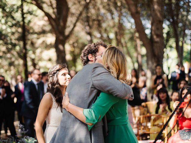La boda de Carlos y Itziar en Valdemorillo, Madrid 63
