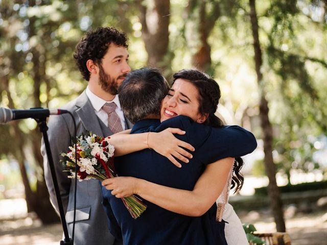 La boda de Carlos y Itziar en Valdemorillo, Madrid 67
