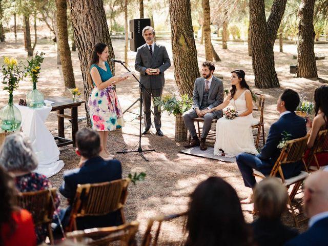La boda de Carlos y Itziar en Valdemorillo, Madrid 72