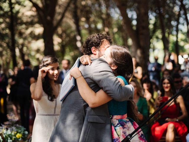 La boda de Carlos y Itziar en Valdemorillo, Madrid 74