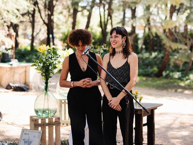 La boda de Carlos y Itziar en Valdemorillo, Madrid 75