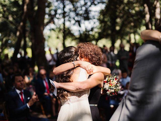 La boda de Carlos y Itziar en Valdemorillo, Madrid 78