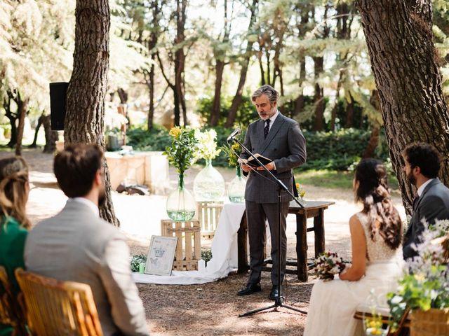La boda de Carlos y Itziar en Valdemorillo, Madrid 79