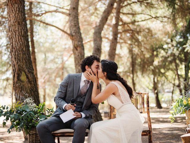 La boda de Carlos y Itziar en Valdemorillo, Madrid 83