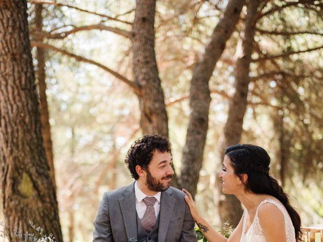 La boda de Carlos y Itziar en Valdemorillo, Madrid 84