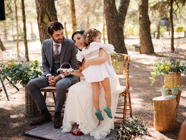La boda de Carlos y Itziar en Valdemorillo, Madrid 86