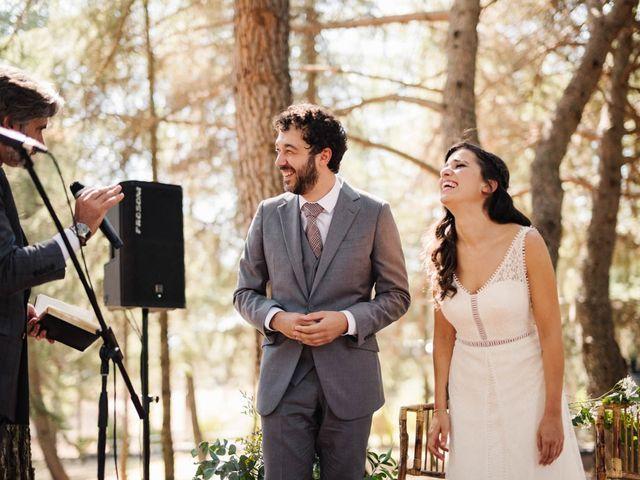 La boda de Carlos y Itziar en Valdemorillo, Madrid 87