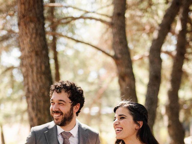 La boda de Carlos y Itziar en Valdemorillo, Madrid 91