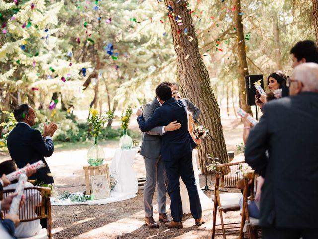La boda de Carlos y Itziar en Valdemorillo, Madrid 95