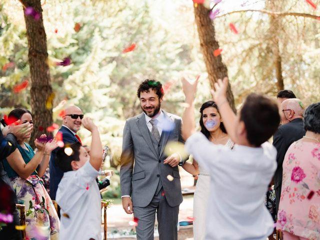 La boda de Carlos y Itziar en Valdemorillo, Madrid 97