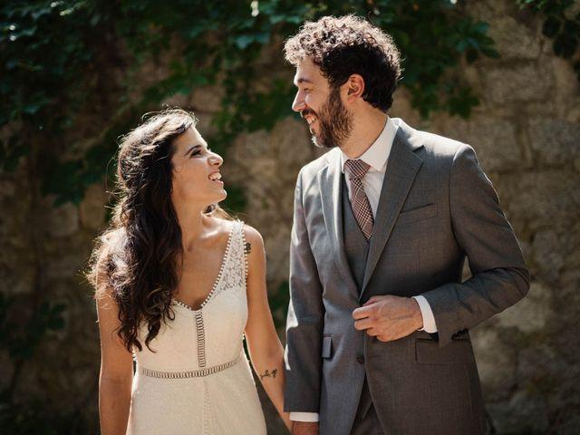 La boda de Carlos y Itziar en Valdemorillo, Madrid 106