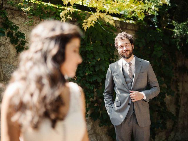 La boda de Carlos y Itziar en Valdemorillo, Madrid 110