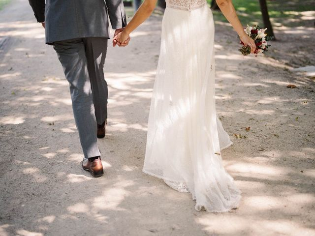 La boda de Carlos y Itziar en Valdemorillo, Madrid 113