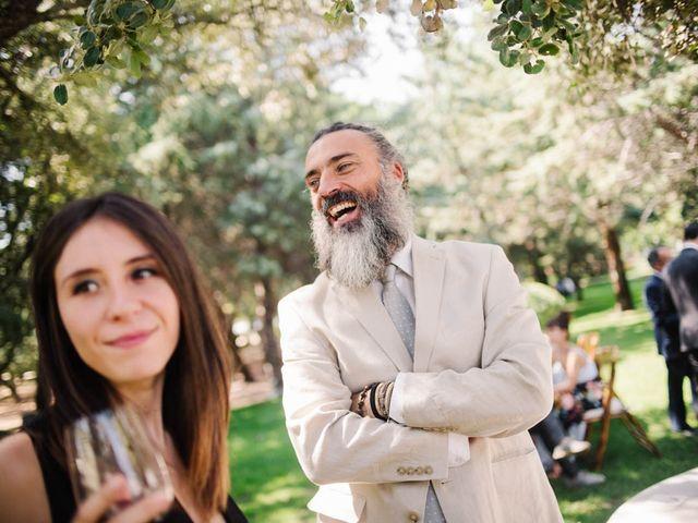La boda de Carlos y Itziar en Valdemorillo, Madrid 114
