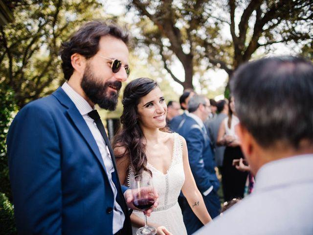 La boda de Carlos y Itziar en Valdemorillo, Madrid 119