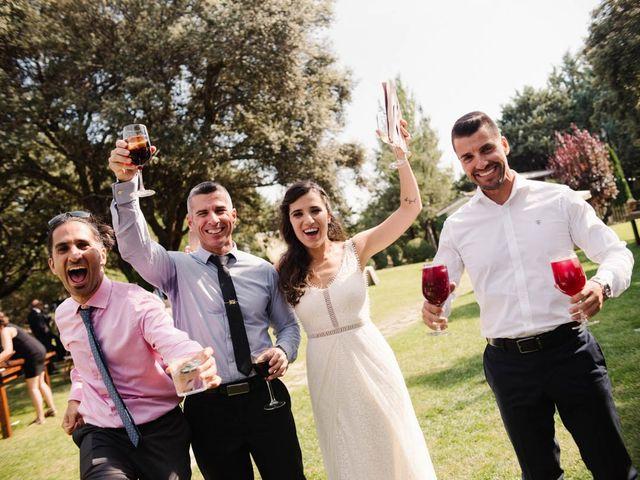 La boda de Carlos y Itziar en Valdemorillo, Madrid 123