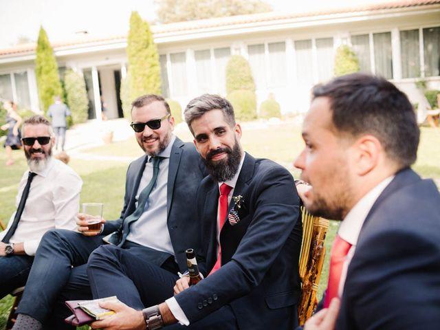 La boda de Carlos y Itziar en Valdemorillo, Madrid 124