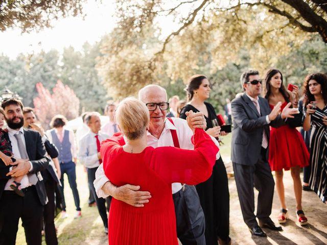 La boda de Carlos y Itziar en Valdemorillo, Madrid 129