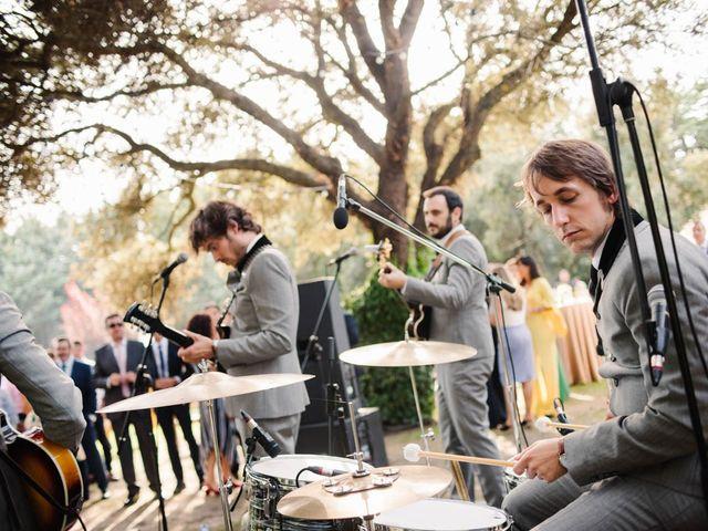 La boda de Carlos y Itziar en Valdemorillo, Madrid 130