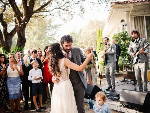 La boda de Carlos y Itziar en Valdemorillo, Madrid 131