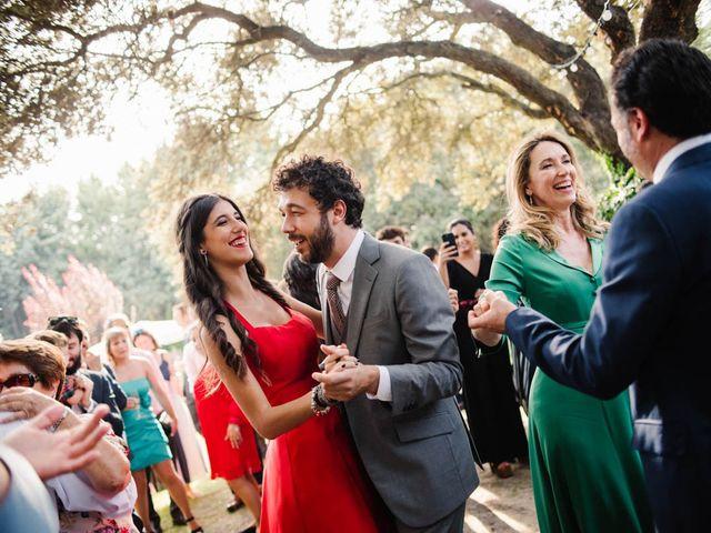 La boda de Carlos y Itziar en Valdemorillo, Madrid 133