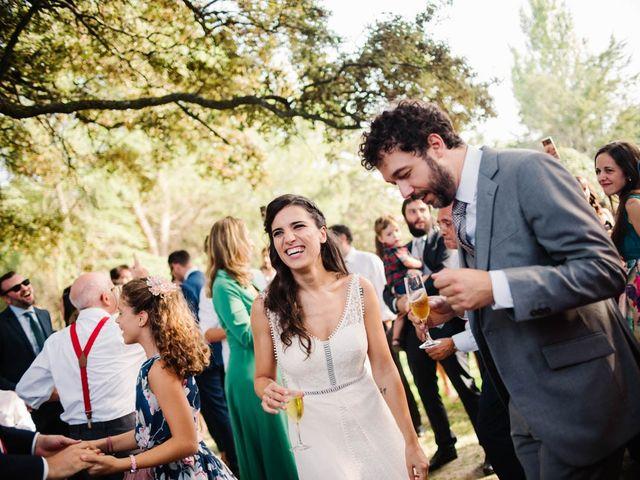 La boda de Carlos y Itziar en Valdemorillo, Madrid 134