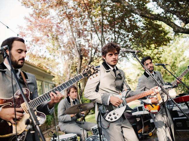 La boda de Carlos y Itziar en Valdemorillo, Madrid 137