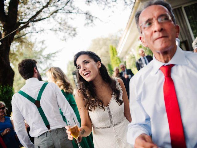 La boda de Carlos y Itziar en Valdemorillo, Madrid 138