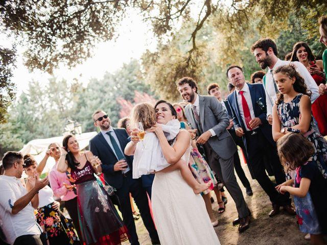 La boda de Carlos y Itziar en Valdemorillo, Madrid 139