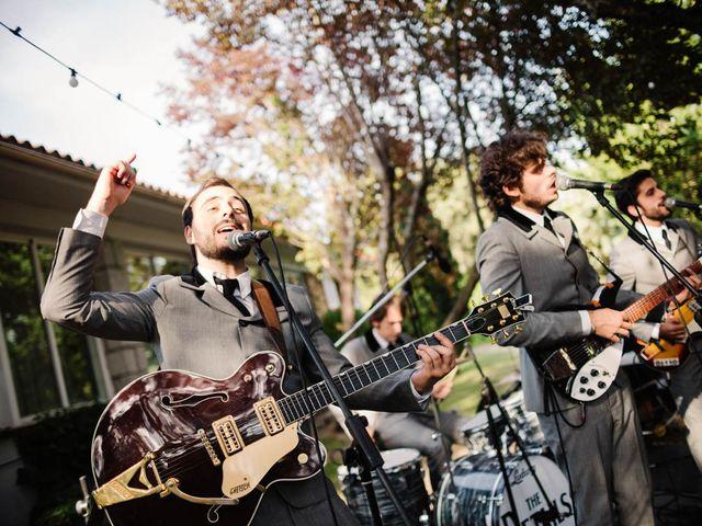 La boda de Carlos y Itziar en Valdemorillo, Madrid 143