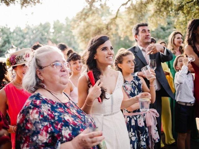 La boda de Carlos y Itziar en Valdemorillo, Madrid 144