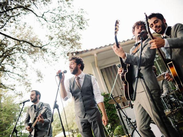La boda de Carlos y Itziar en Valdemorillo, Madrid 147