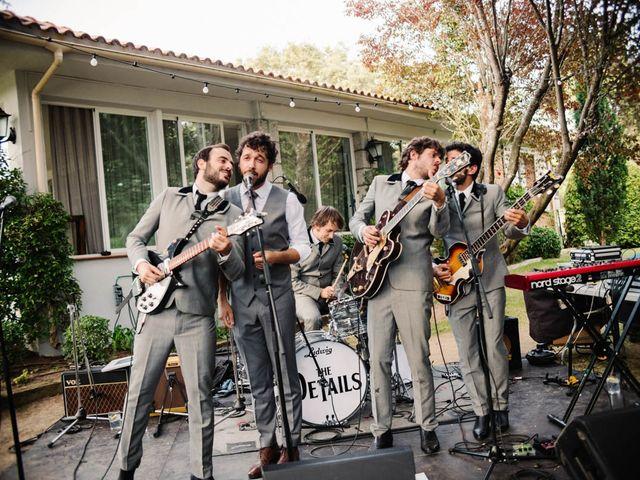 La boda de Carlos y Itziar en Valdemorillo, Madrid 148