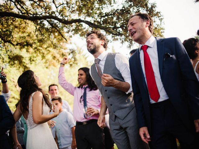 La boda de Carlos y Itziar en Valdemorillo, Madrid 150