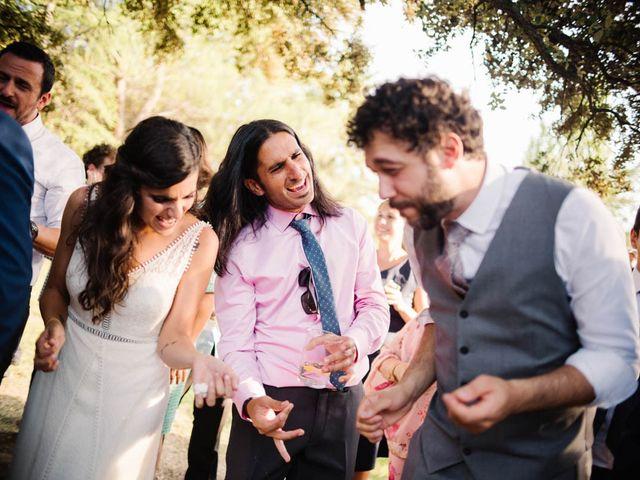 La boda de Carlos y Itziar en Valdemorillo, Madrid 151