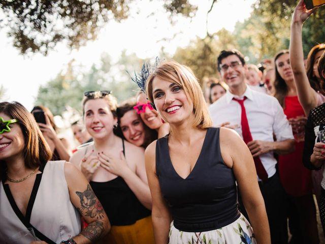 La boda de Carlos y Itziar en Valdemorillo, Madrid 155