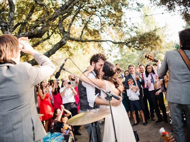 La boda de Carlos y Itziar en Valdemorillo, Madrid 157