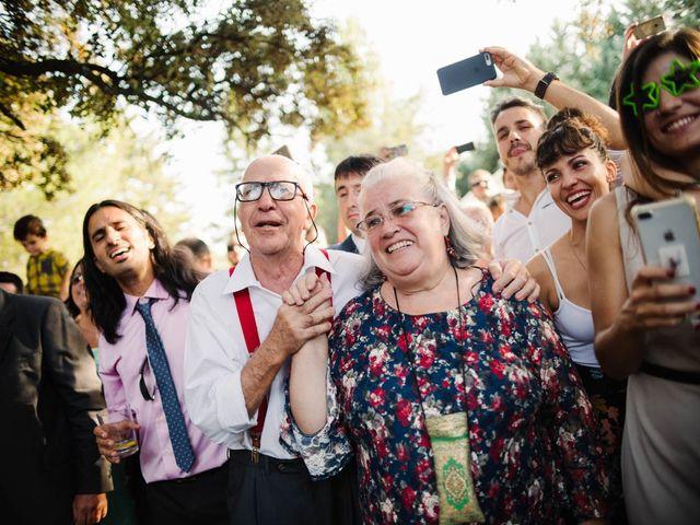 La boda de Carlos y Itziar en Valdemorillo, Madrid 158