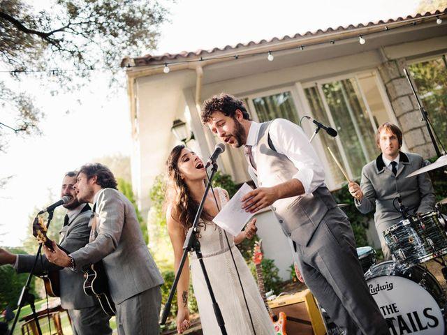 La boda de Carlos y Itziar en Valdemorillo, Madrid 159