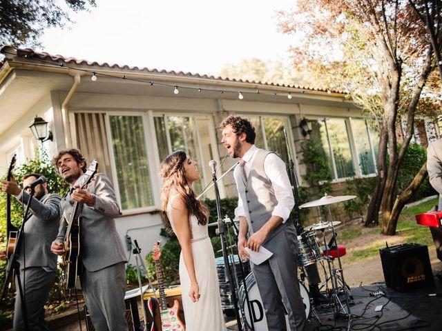La boda de Carlos y Itziar en Valdemorillo, Madrid 160