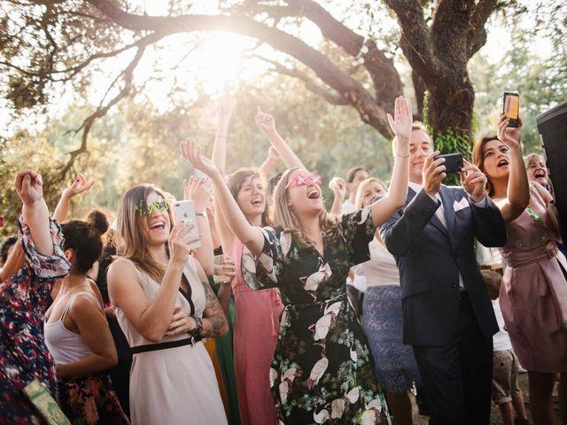 La boda de Carlos y Itziar en Valdemorillo, Madrid 162