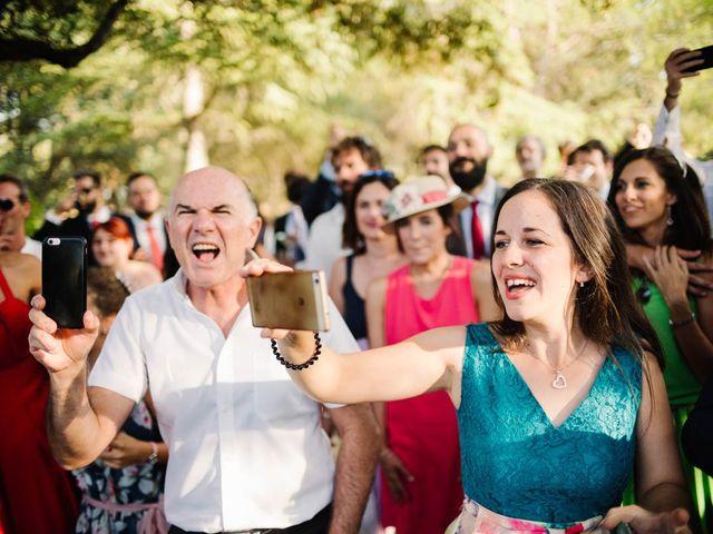 La boda de Carlos y Itziar en Valdemorillo, Madrid 164