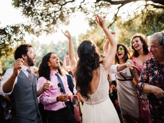 La boda de Carlos y Itziar en Valdemorillo, Madrid 166