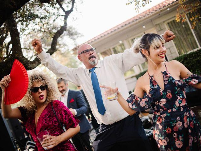 La boda de Carlos y Itziar en Valdemorillo, Madrid 170