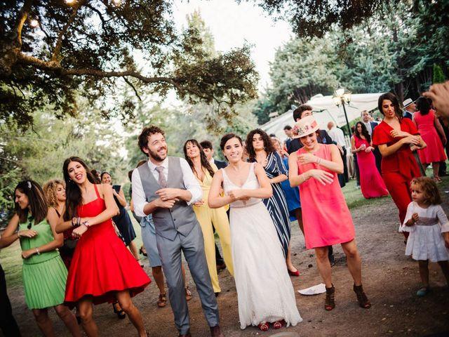 La boda de Carlos y Itziar en Valdemorillo, Madrid 175