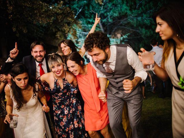 La boda de Carlos y Itziar en Valdemorillo, Madrid 178